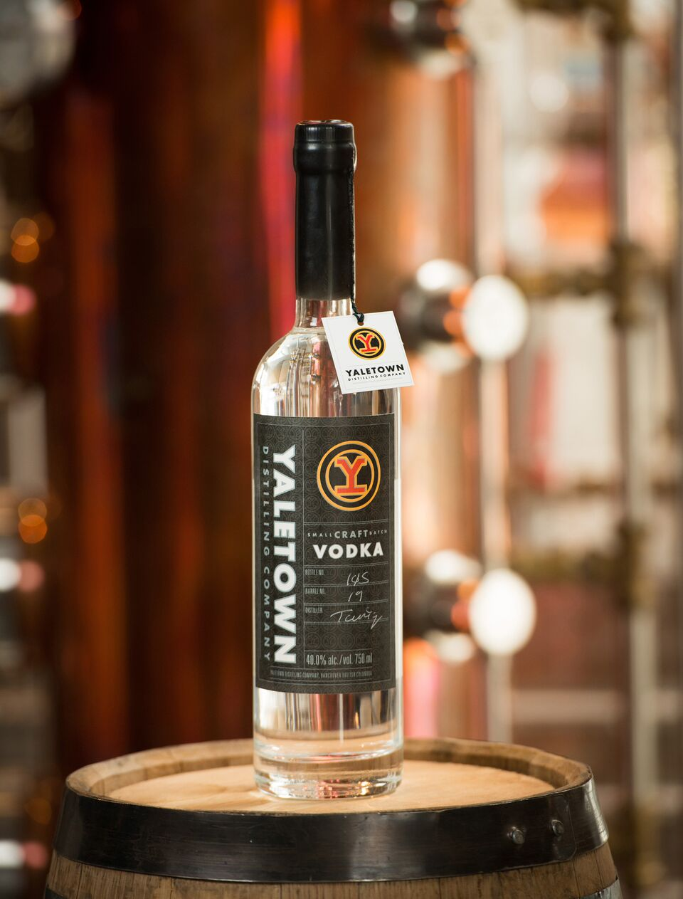 Yaletown Vodka