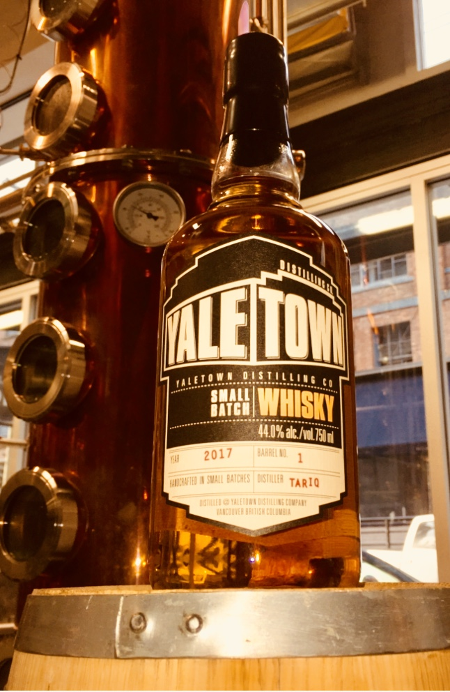 Yaletown Whiskey